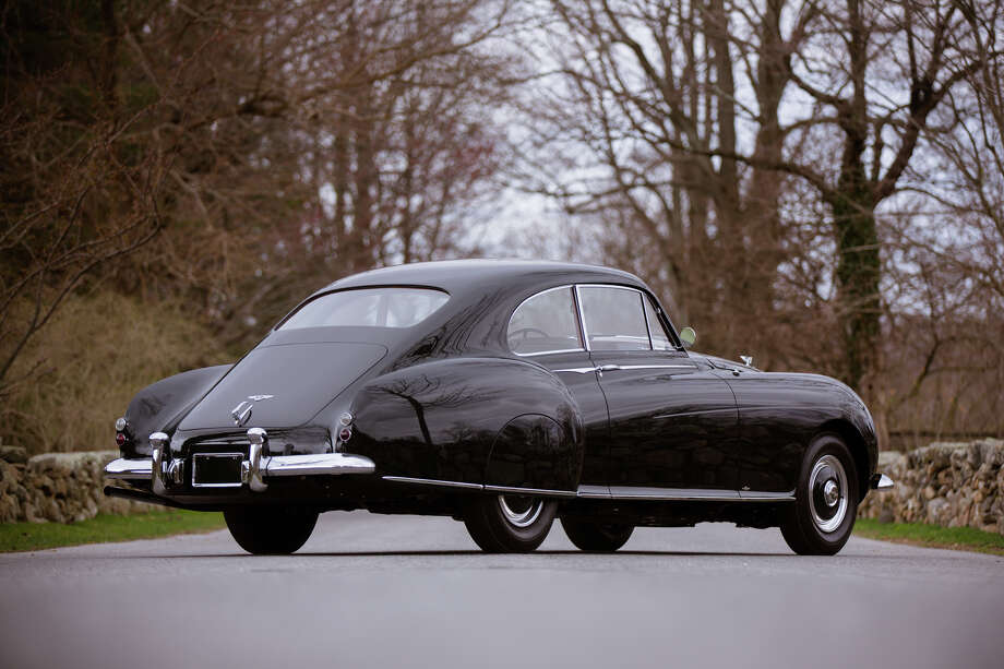 1954 Bentley R-Type Continental Fastback Photo: All Images Copyright And Courtesy Of Gooding & Company.