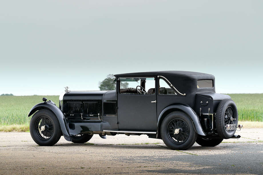 1929 Bentley Speed Six Grafton Photo: Mathieu Heurtault, All Images Copyright And Courtesy Of Gooding & Company.