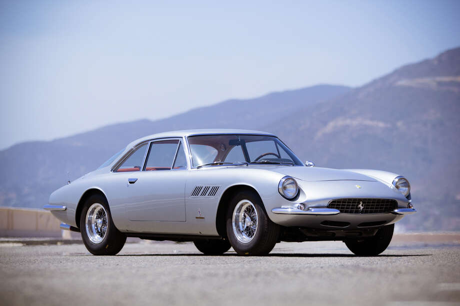 This 1965 Ferrari 500 SuperfastEstimated price: $1,750,000 - $2,250,000 Photo: Mike Maez, All Images Copyright And Courtesy Of Gooding & Company.