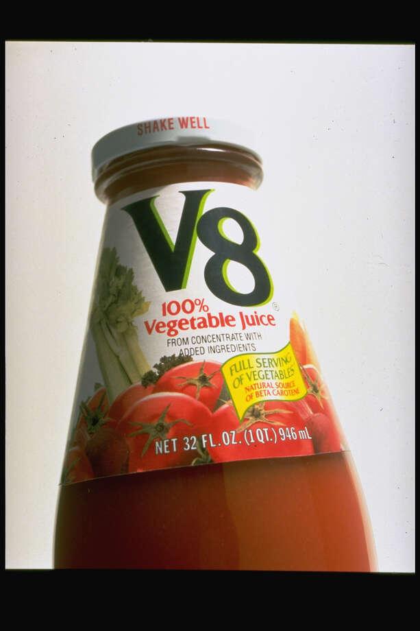 V8, average score of 26.7 Photo: Getty Images / James Worrell