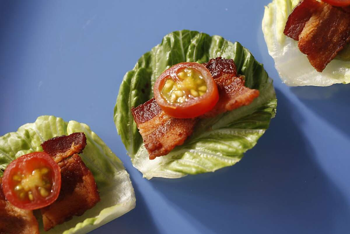 Lettuce or bacon? Click through to see some choices that seem healthy but actually have unintended consequences.
