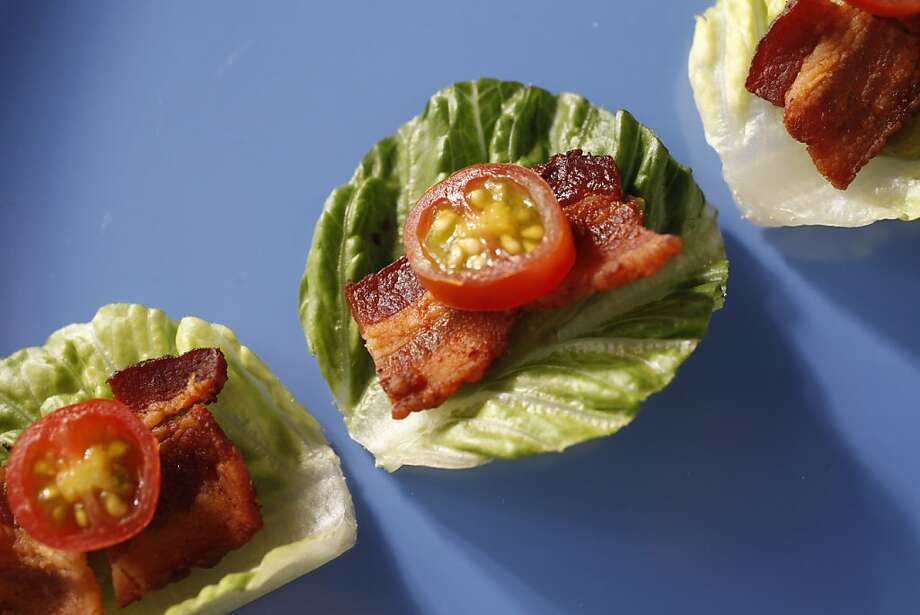 Lettuce or bacon?Click through to see some choices that seem healthy but actually have unintended consequences. Photo: Craig Lee, Special To The Chronicle