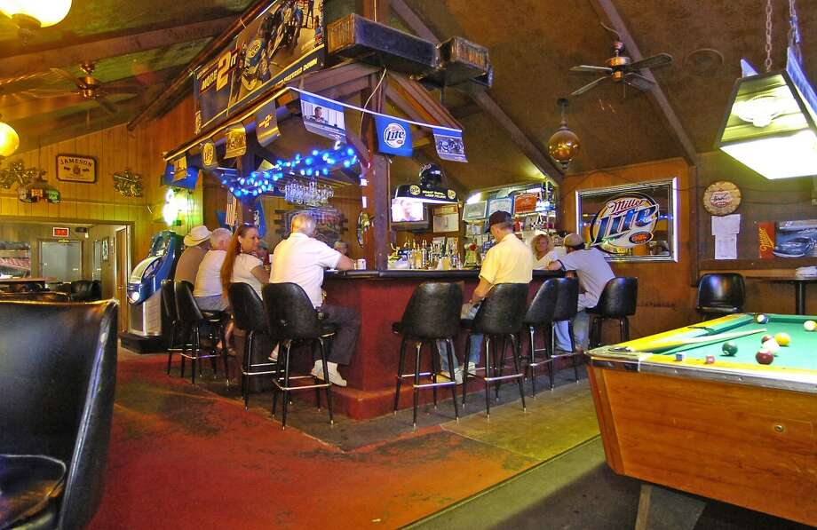 This week's bar is King Arthur's Pub, located on 11th Street,  which has a good daybar crowd. Dave Ryan/The Enterprise