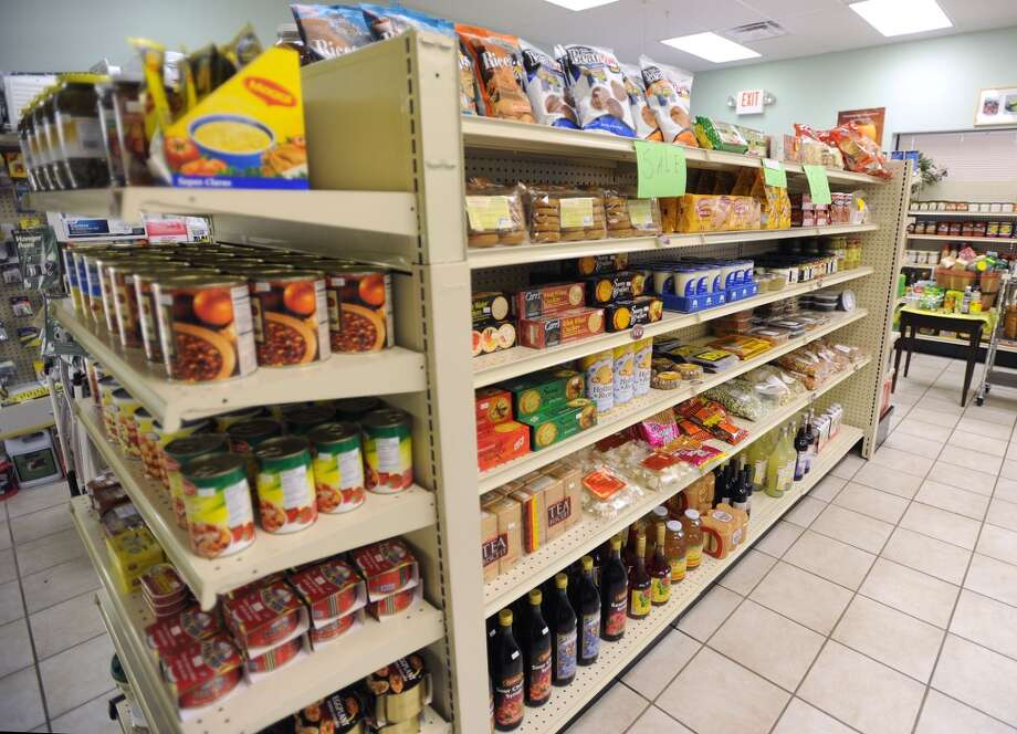Along with meals Abbie's Import's in Beaumont offers an array of imported goods. 5335 Fannett Road Photo taken Wednesday, July 8, 2012 Guiseppe Barranco/The Enterprise