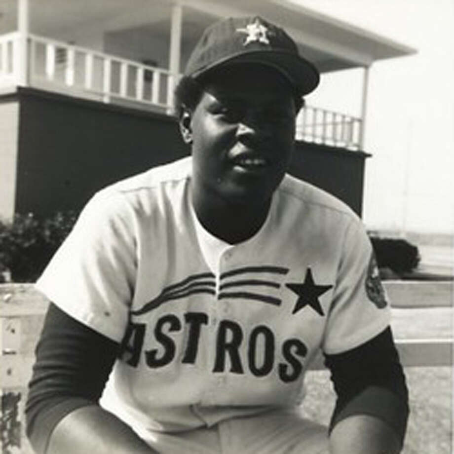 00 — John Mayberry: He started his career with the Astros in 1968 and played four years here before leaving for Kansas City. He was an All-Star and finished second in the MVP voting in 1975 with the Royals. He played in 105 games as an Astro.