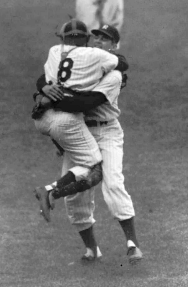 31 — Don Larsen: Larsen was 4-8 in 31 games as an Astro. But it's tough to go against the only pitcher to throw a perfect game in World Series history — even if he did it as a Yankee. Photo: AP / AP