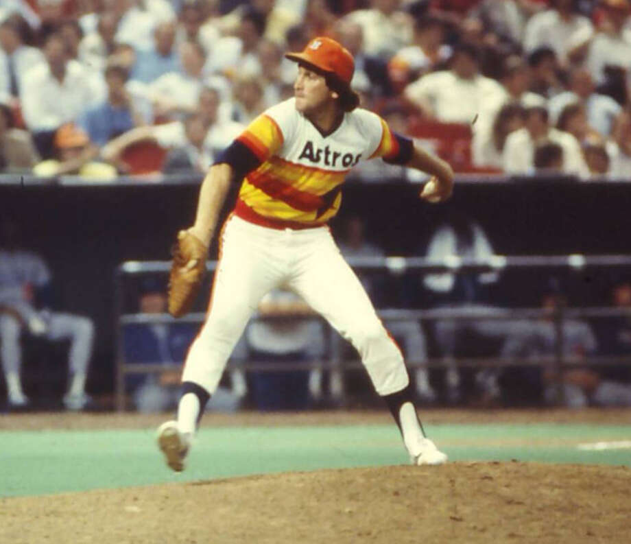 Joe Sambito1979Sambito set the franchise record with 22 saves in 1979 and was a big key out of the Astros bullpen for eight seasons.