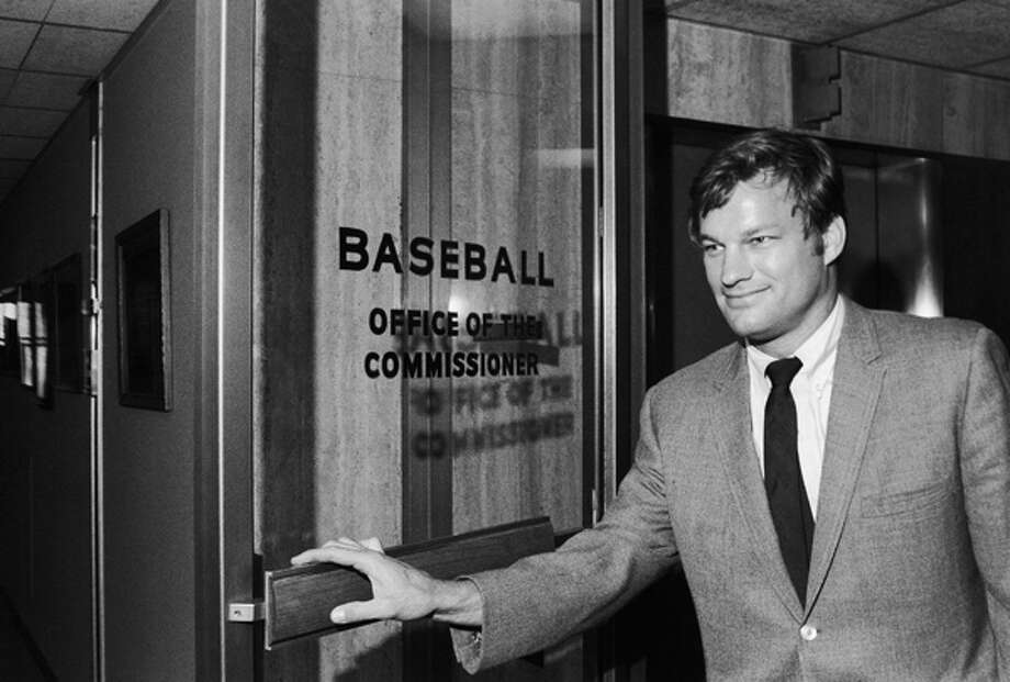 "56 — Jim Bouton: Bouton closed on his 10-year career with two seasons in Houston. He was just 4-8. But Bouton is best known as the author of ""Ball Four,"" a controversial book in which he chronicles the 1969 season — including time with the Astros."