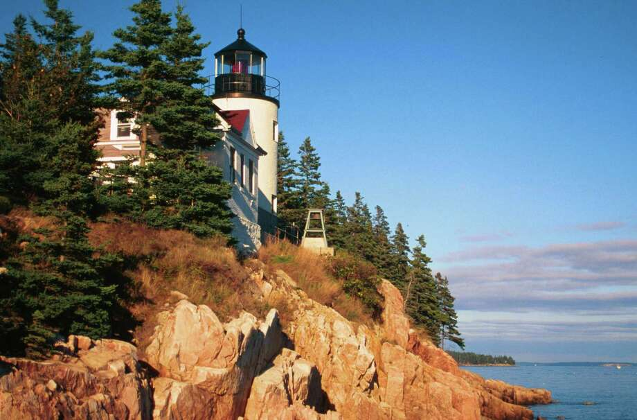Chilling out in Maine - San Antonio Express-News