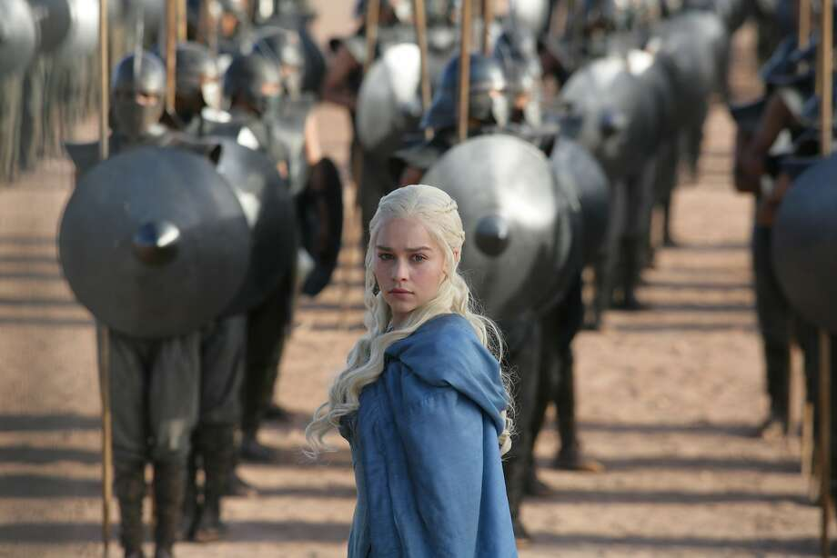 "The third ""Game of Thrones"" season, with Emilia Clarke, is out. Photo: Keith Bernstein, Associated Press"