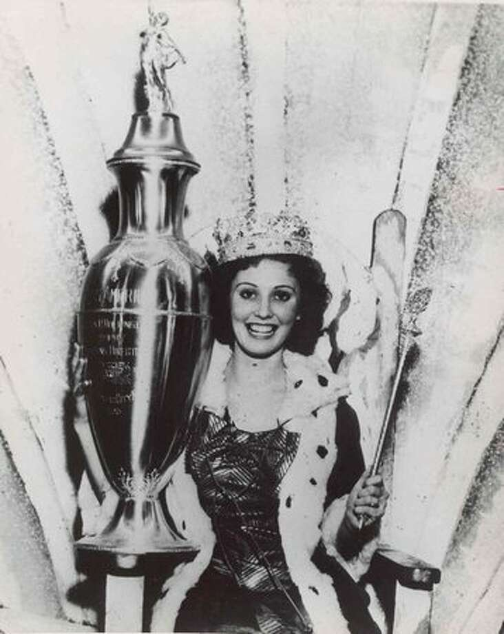1935: Henrietta Leaver, Pittsburgh. As the pageant resumed, a talent competition was added. Leaver sang and tap danced. Photo: Miss America Organization