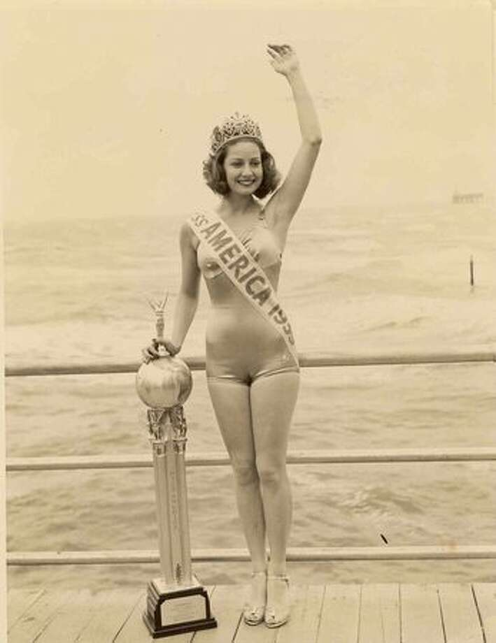 1939: Patricia Donnelly, Detroit. Photo: Miss America Organization
