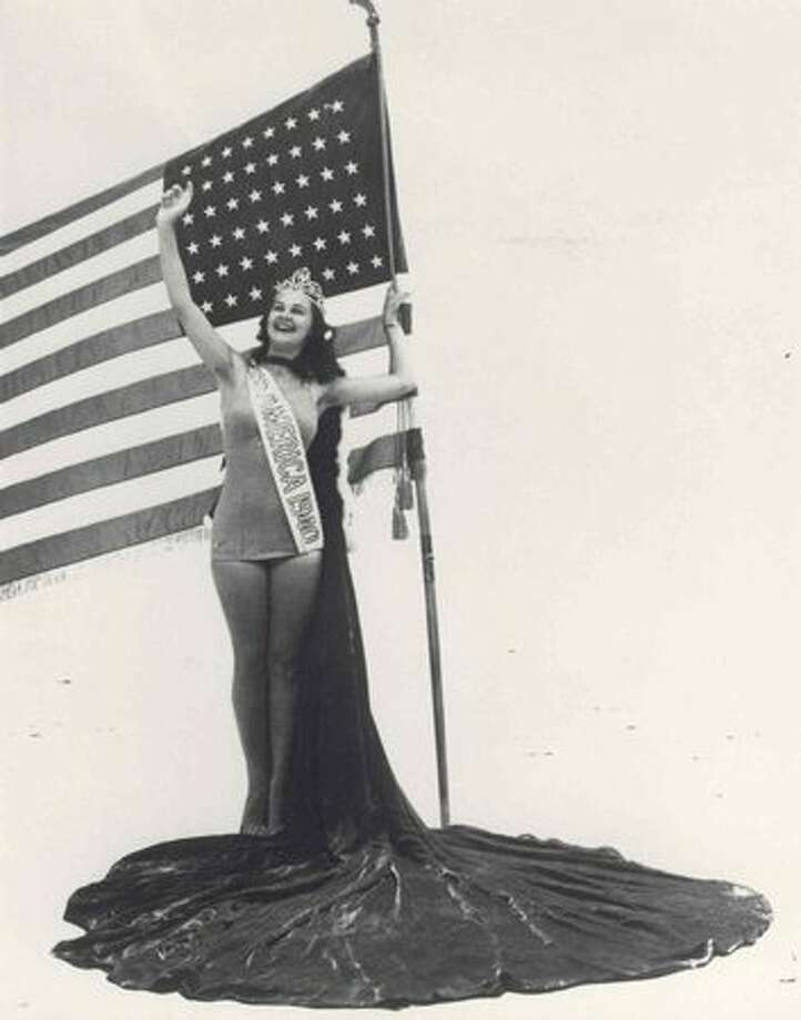 1940: Frances Marie Burke, Philadelphia. Photo: Miss America Organization