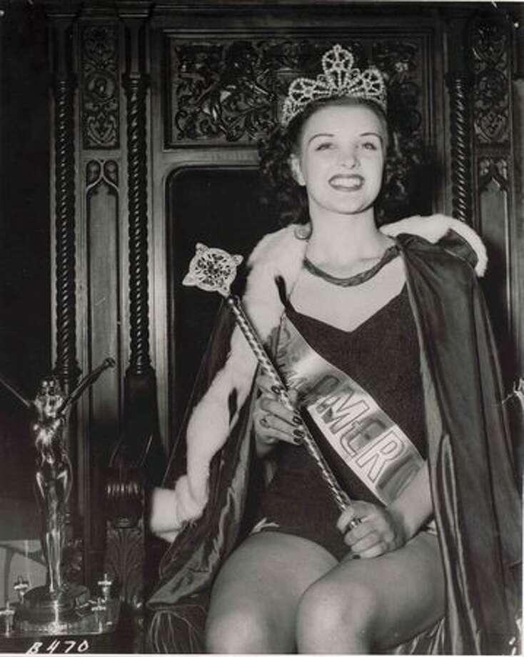 1944: Venus Ramey, District of Columbia. Photo: Miss America Organization