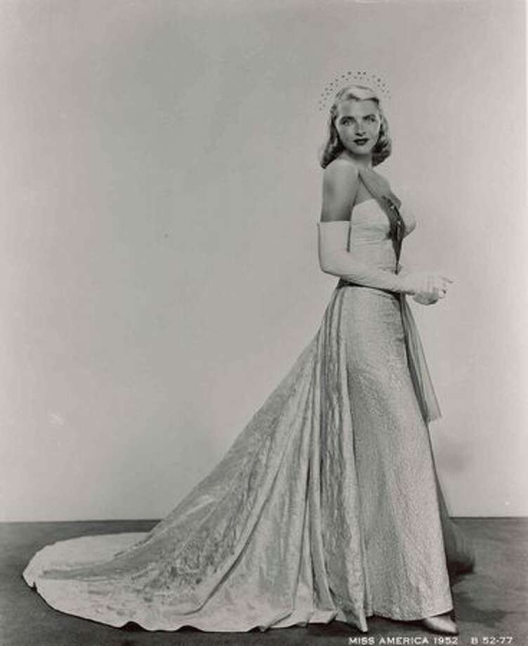 1952: Colleen Hutchins, Salt Lake City. Photo: Miss America Organization