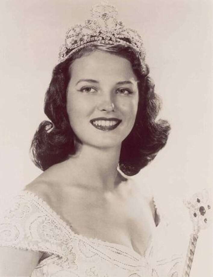 1953: Neva Langley, Macon, Ga. Photo: Miss America Organization