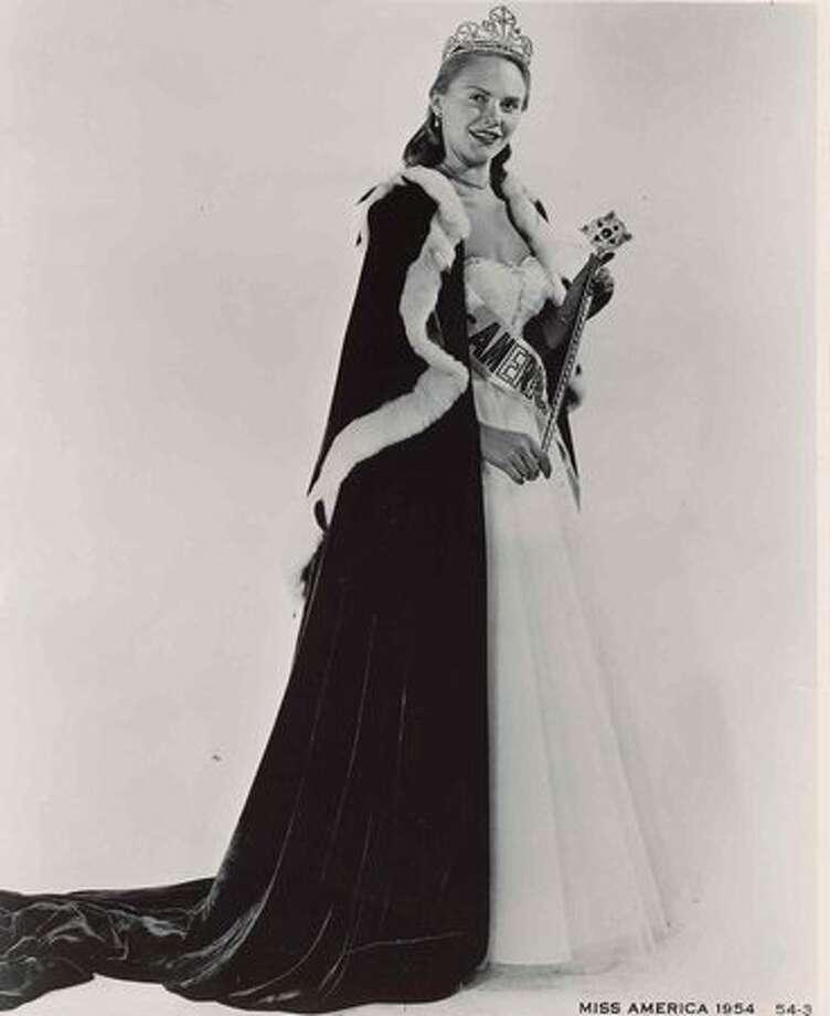 1954: Evelyn Ay, Ephrata, Pa. Photo: Miss America Organization