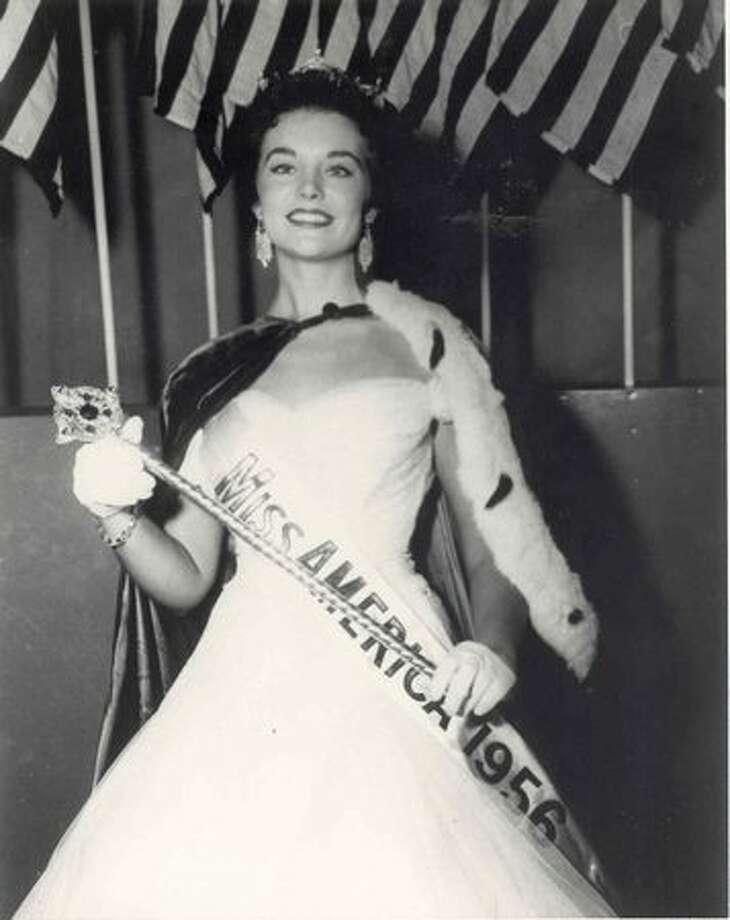 1956: Sharon Ritchie, Denver. Photo: Miss America Organization