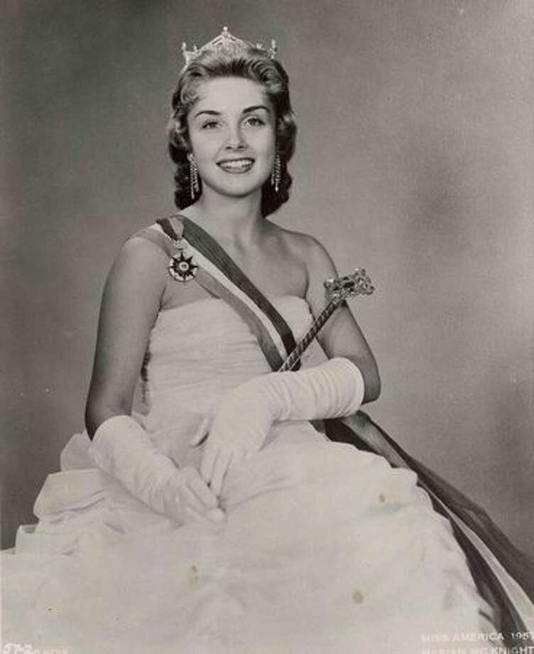 1957: Marian McKnight, Manning, S.C. Photo: Miss America Organization