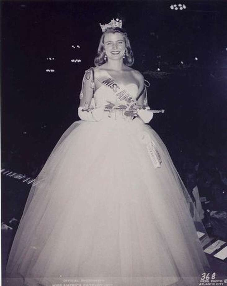1958: Marilyn Van Derbur, Denver. Photo: Miss America Organization