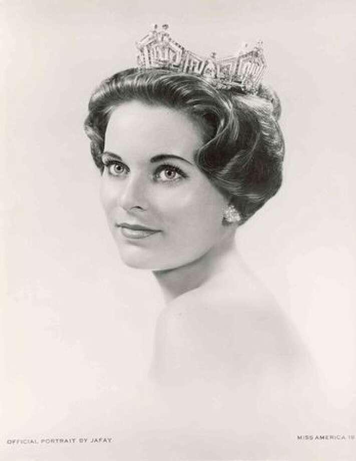 1962: Maria Fletcher, Asheville, N.C. Photo: Miss America Organization