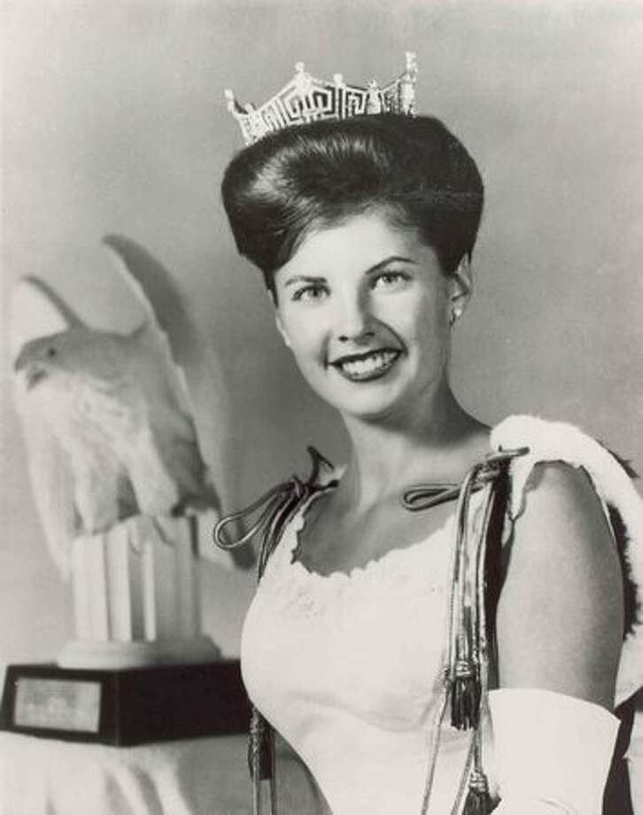 1963: Jacquelyn Mayer, Sandusky, Ohio. Photo: Miss America Organization