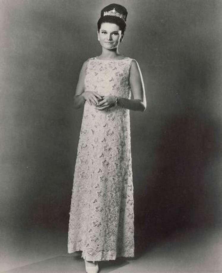 1967: Jane Jayroe, Laverne, Okla. Photo: Miss America Organization