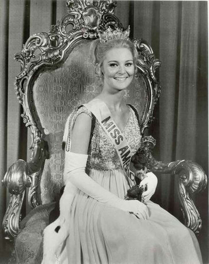 1970: Pam Eldred, Bloomfield, Mich. Photo: Miss America Organization