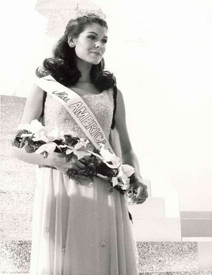1972: Laurel Schaefer, Bexley, Ohio. Photo: Miss America Organization