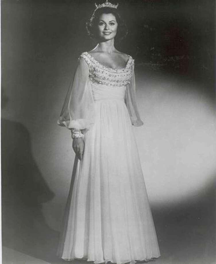 1975: Shirley Cothran, Denton, Texas. Photo: Miss America Organization