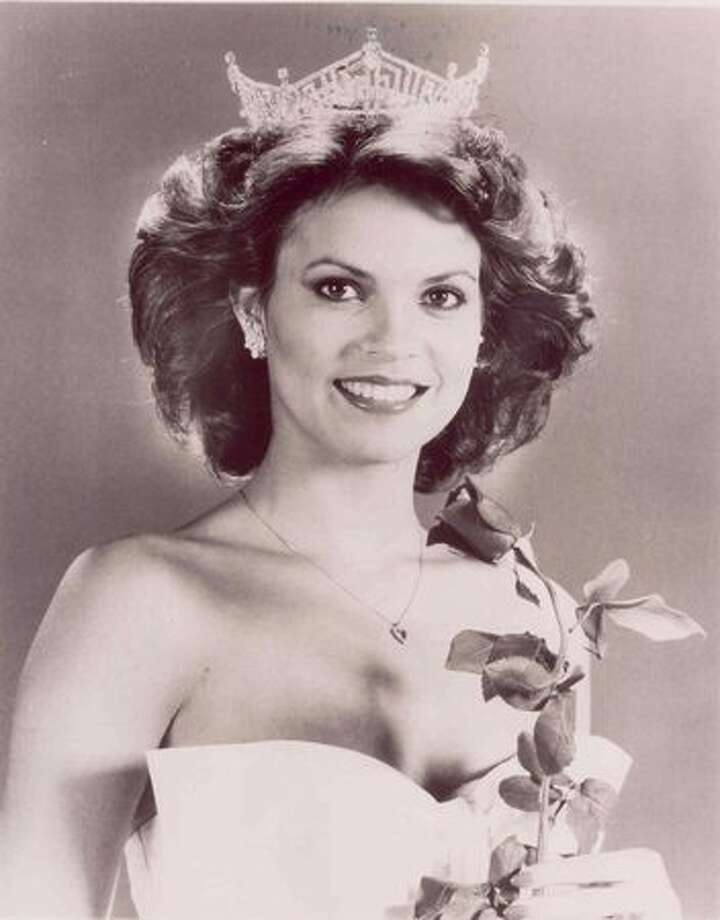 1982: Elizabeth Ward, Russellville, Ark. Moved on to a career in acting. Photo: Miss America Organization