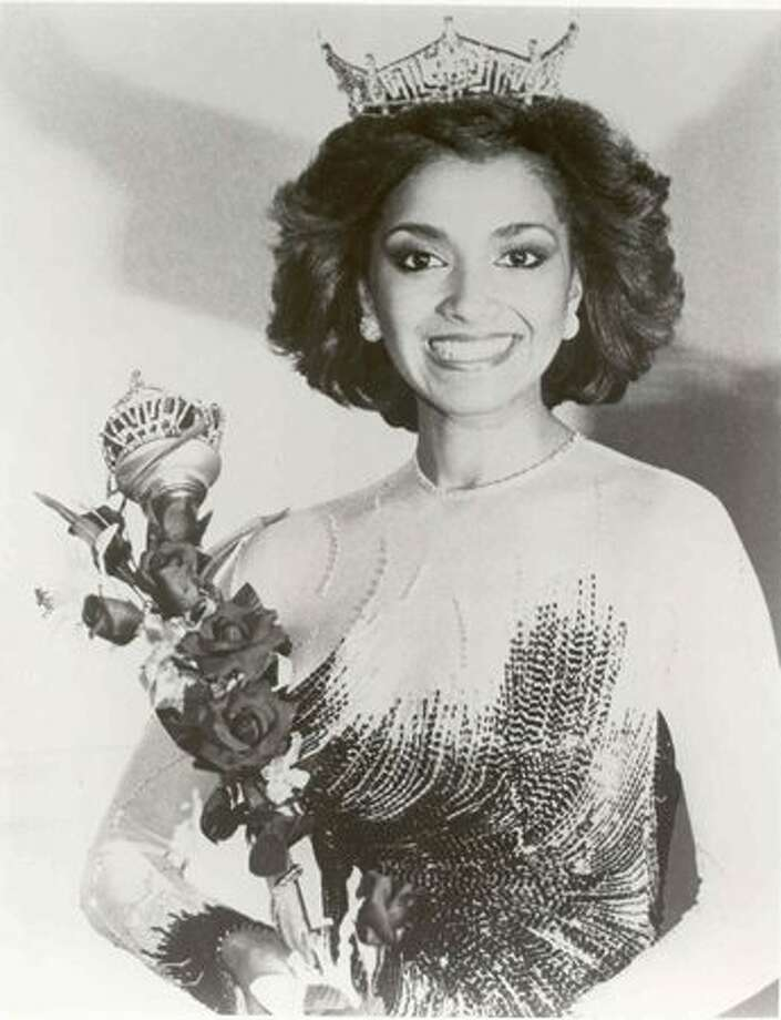 1984: Suzette Charles, Mays Landing, N.J. Became Miss America only because ... Photo: Miss America Organization