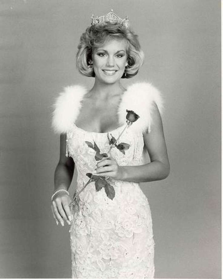 1986: Susan Akin, Meridian, Miss. Photo: Miss America Organization