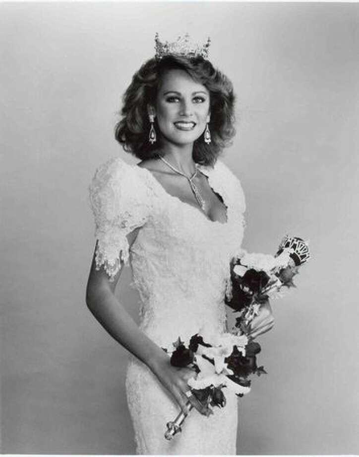 1988: Kaye Lani Rae Rafko, Monroe, Mich. Photo: Miss America Organization