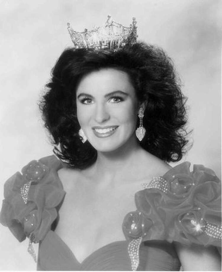 1992: Carolyn Sapp, Honolulu. Photo: Miss America Organization