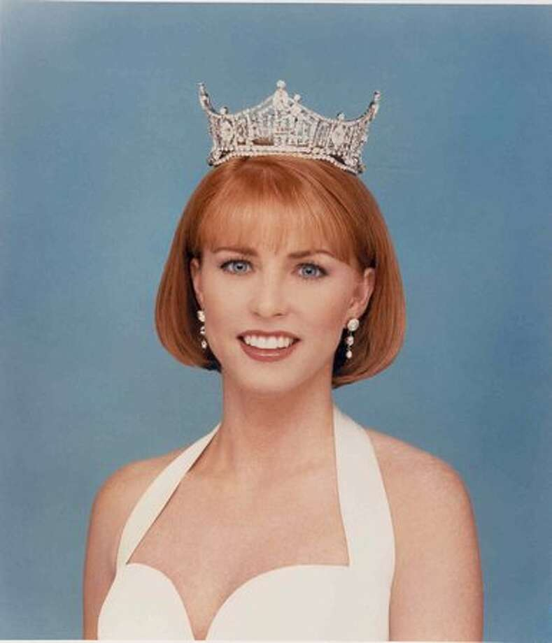 1996: Shawntel Smith, Muldrow, Okla. Photo: Miss America Organization