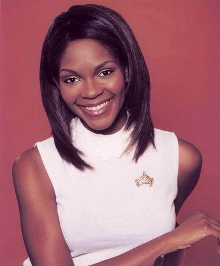 "2004: Ericka Dunlap, Orlando, Fla. Appeared on CBS' ""The Amazing Race."" Photo: Miss America Organization"