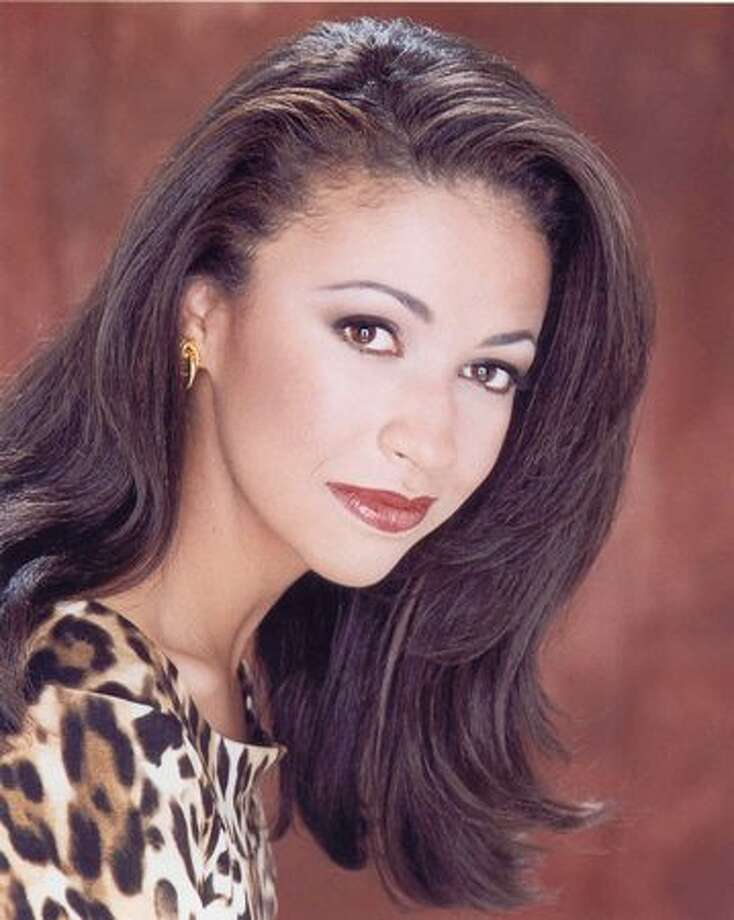 2003: Erika Harold, Urbana, Ill. Photo: Miss America Organization