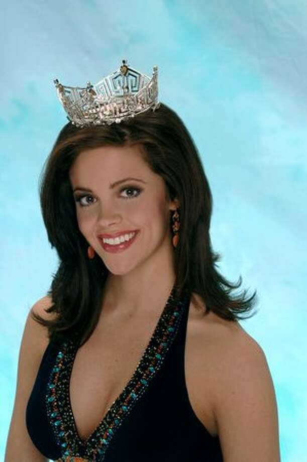2006: Jennifer Berry, Tulsa, Okla. Trained for a time with Pacific Northwest Ballet in Seattle. Photo: Miss America Organization