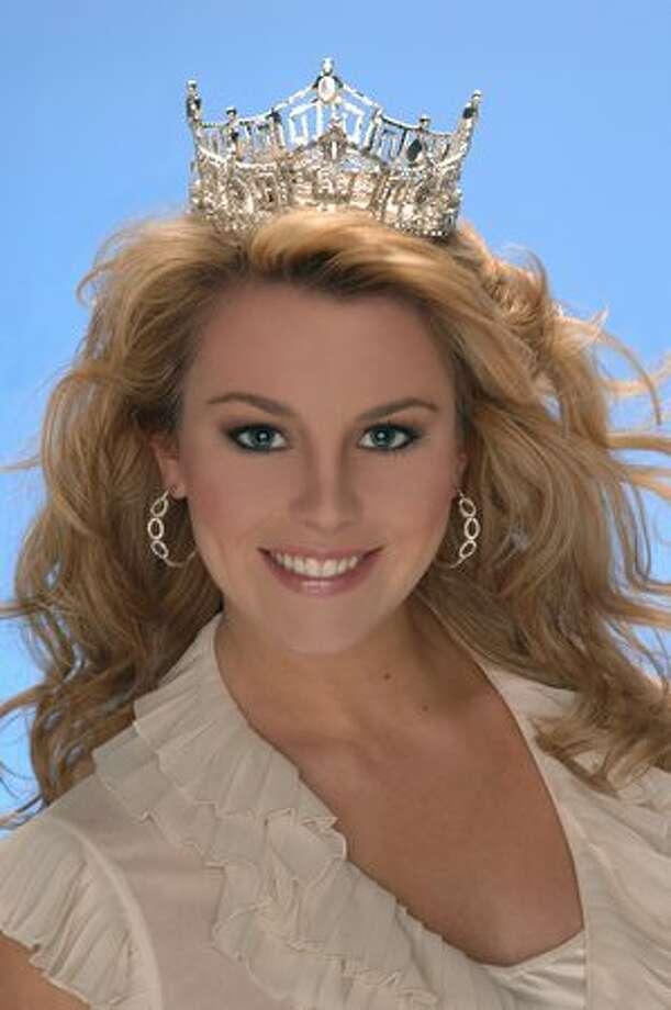 2007: Lauren Nelson, Lawton, Okla. Photo: Miss America Organization