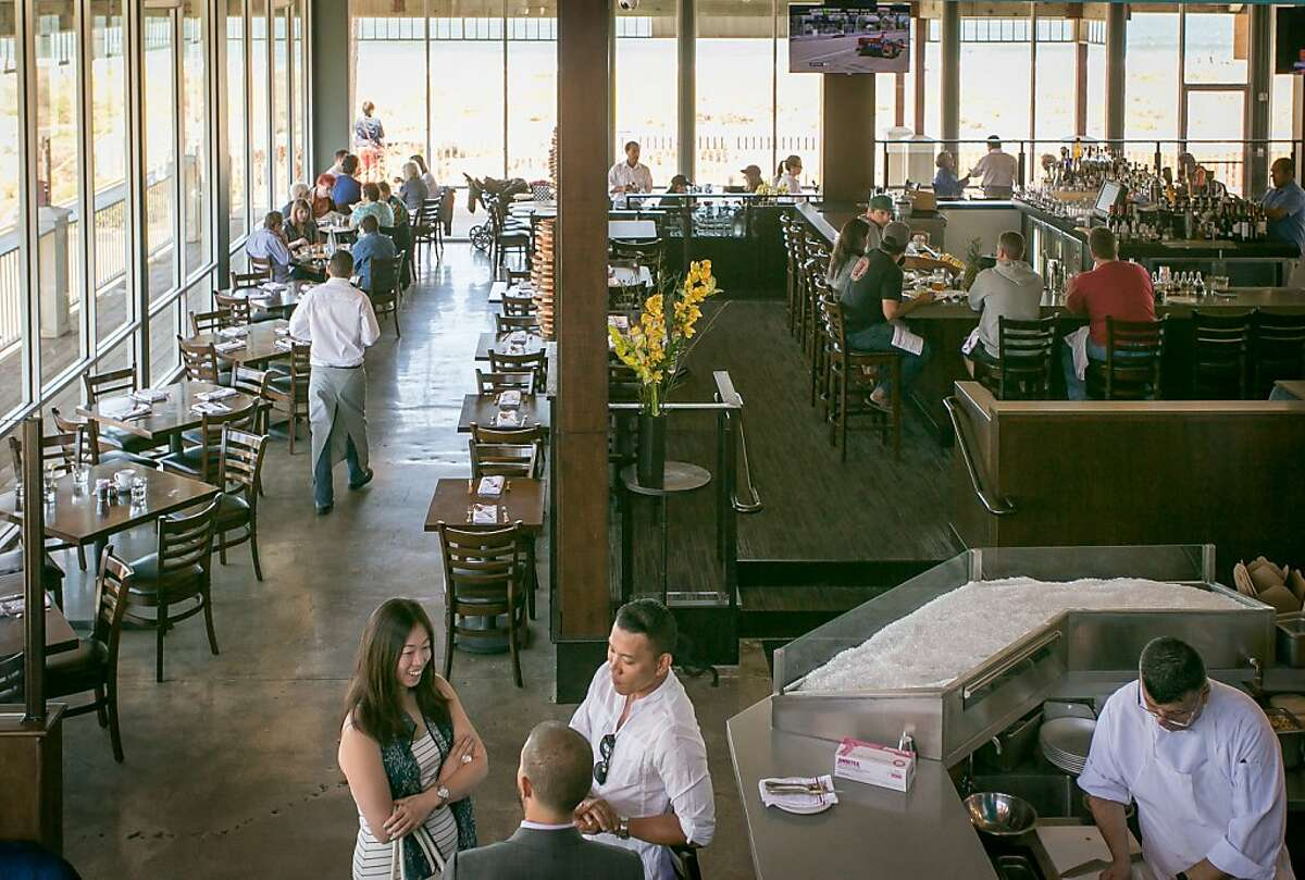 The interior at Puerto 27 in Pacifica, Calif., is seen on Saturday, July 13th, 2013.
