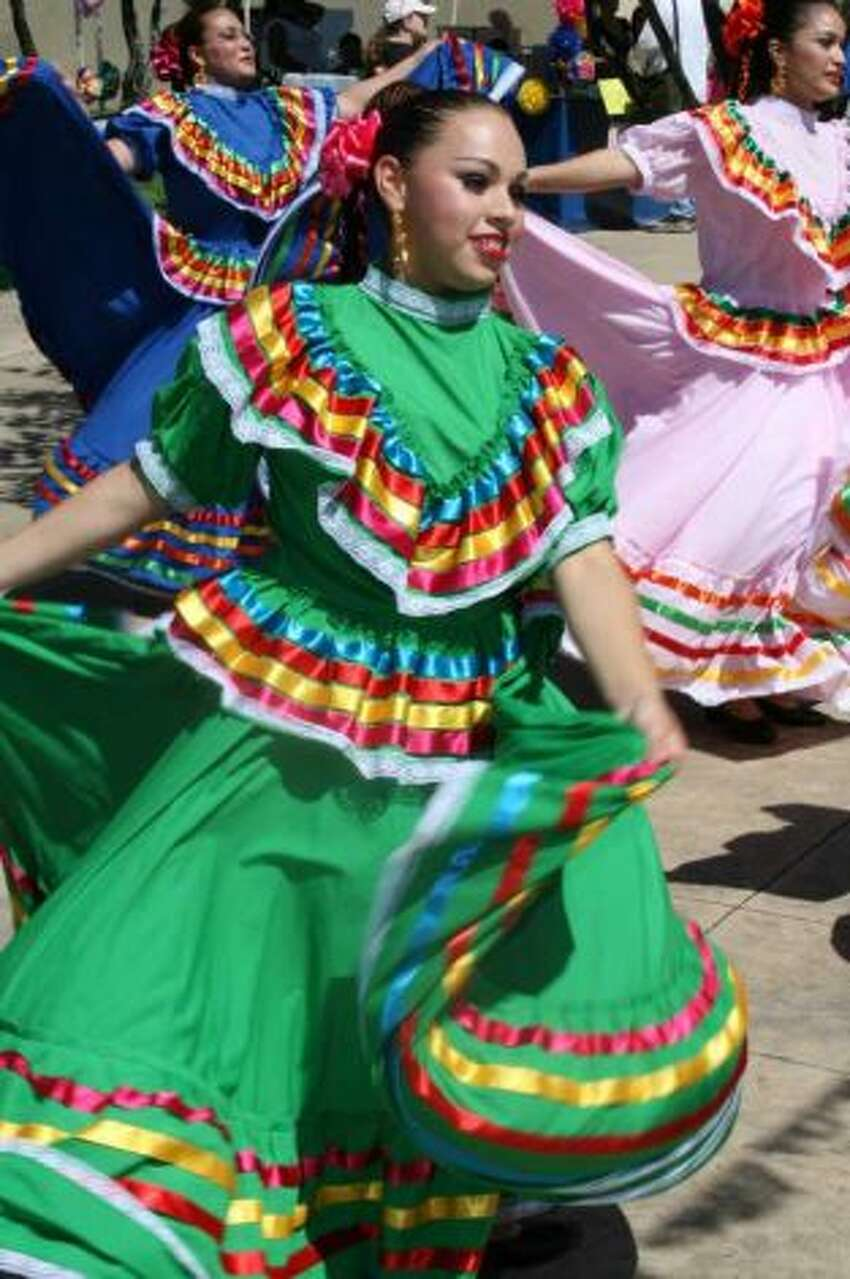Have a Fiesta in San Antonio: If New Year's Eve in Times Square had better food, nicer weather, fewer people peeing in the streets, no Seacrest and lasted 10 days, it would almost be like Fiesta. Almost.