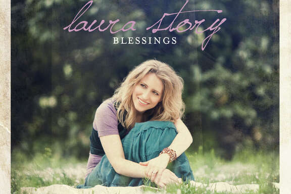 """Worship leader and Christian contemporary artist Laura Story has a new CD out, """"Blessings."""""""