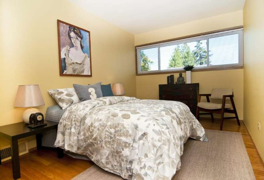 Bedroom of 1529 N.E. 90th St., in Maple Leaf. It's listed for $650,000. Photo: Courtesy Joie Gowan, Windermere Real Estate