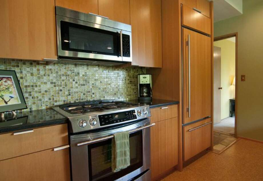 Kitchen of 1529 N.E. 90th St., in Maple Leaf. It's listed for $650,000. Photo: Courtesy Joie Gowan, Windermere Real Estate