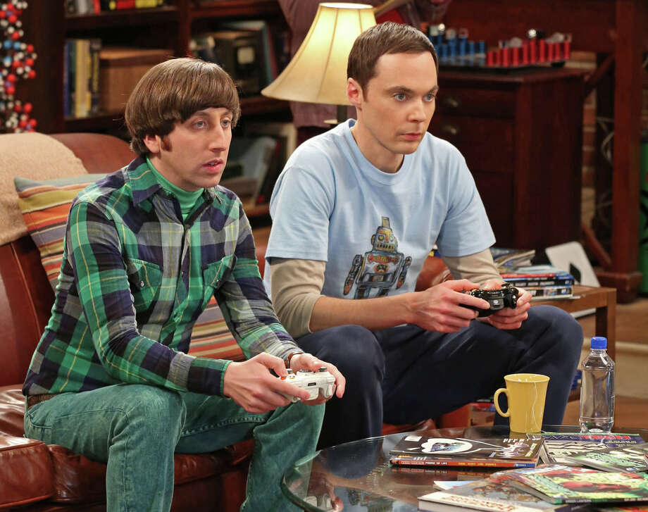 "Best TV Series, Comedy""Big Bang Theory"" Photo: Michael Yarish / CBS ENTERTAINMENT"