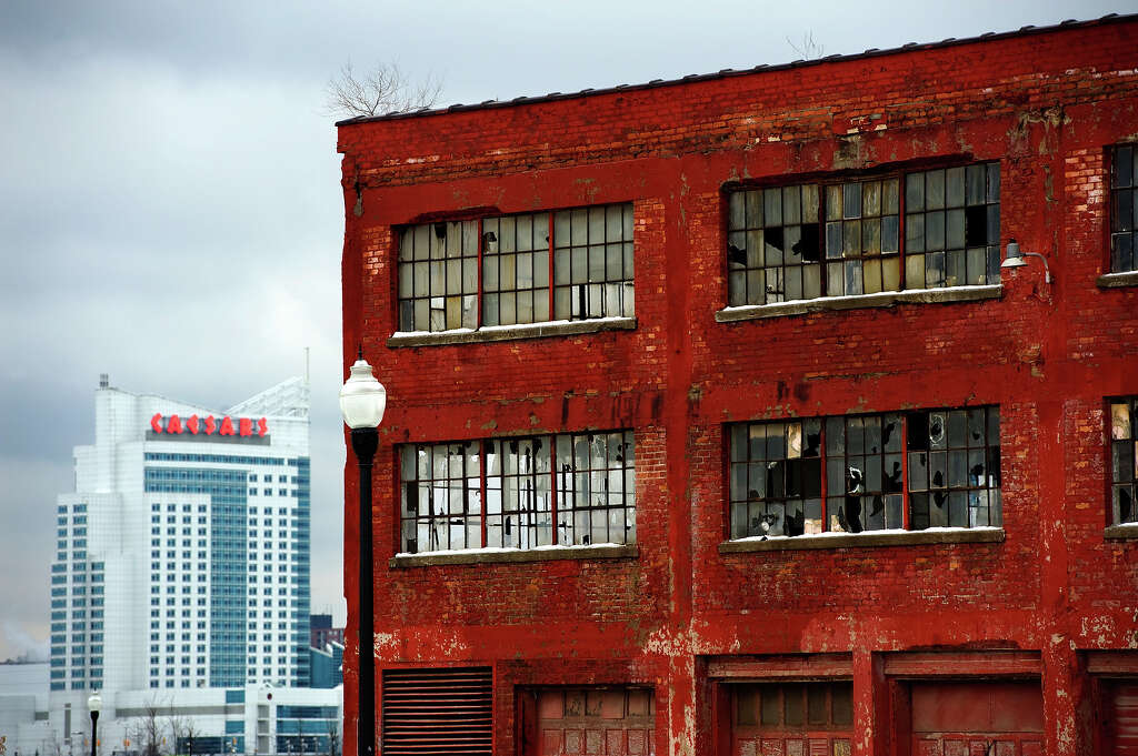 Image result for vacant building detroit cartoon