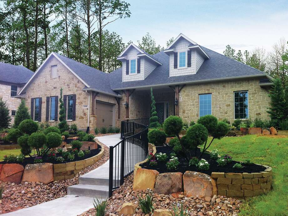 Village Builders' new Cappiello (shown) and Bayberry models represent two collections of designs offered by Village Builders in Graystone Hills.