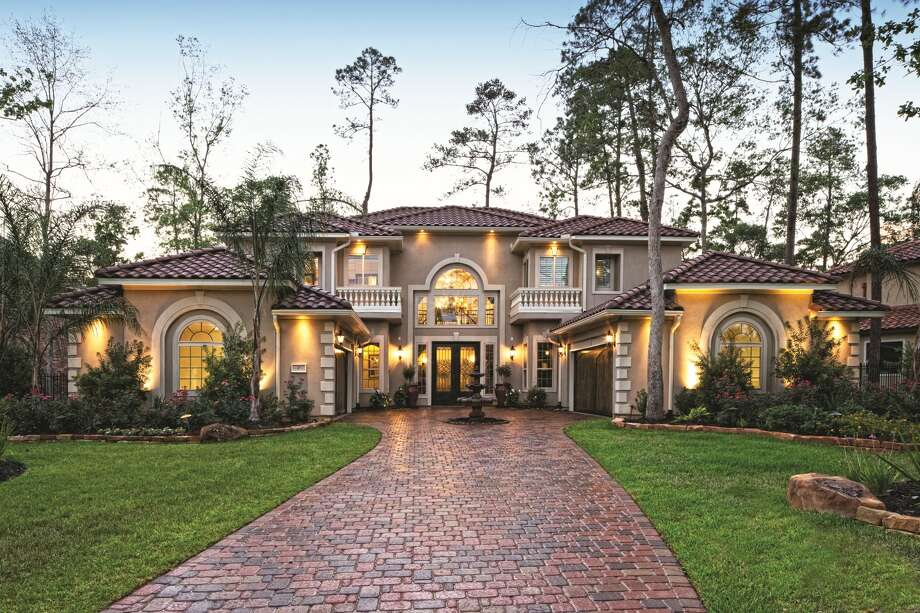 The Toll Brothers is building in Wooded Overlook and The Estates at Blairs Way, two of the newest western sections of the Village of Creekside Park, in The Woodlands.