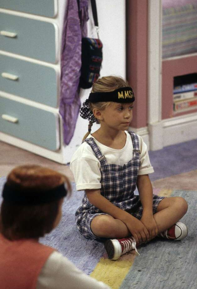 The irrepressible Michelle Tanner, an infant at the show's debut, was played by twins Mary-Kate and Ashley Olsen. The precocious pair became huge child stars, filming a string of family movies. Photo: ABC Photo Archives, Getty / 2010 American Broadcasting Companies, Inc.
